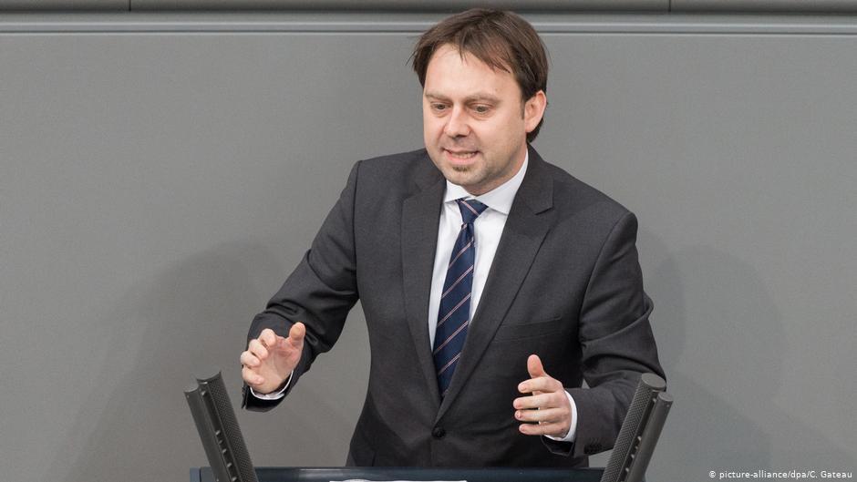 Deutschland Jens Zimmermann MdB SPD