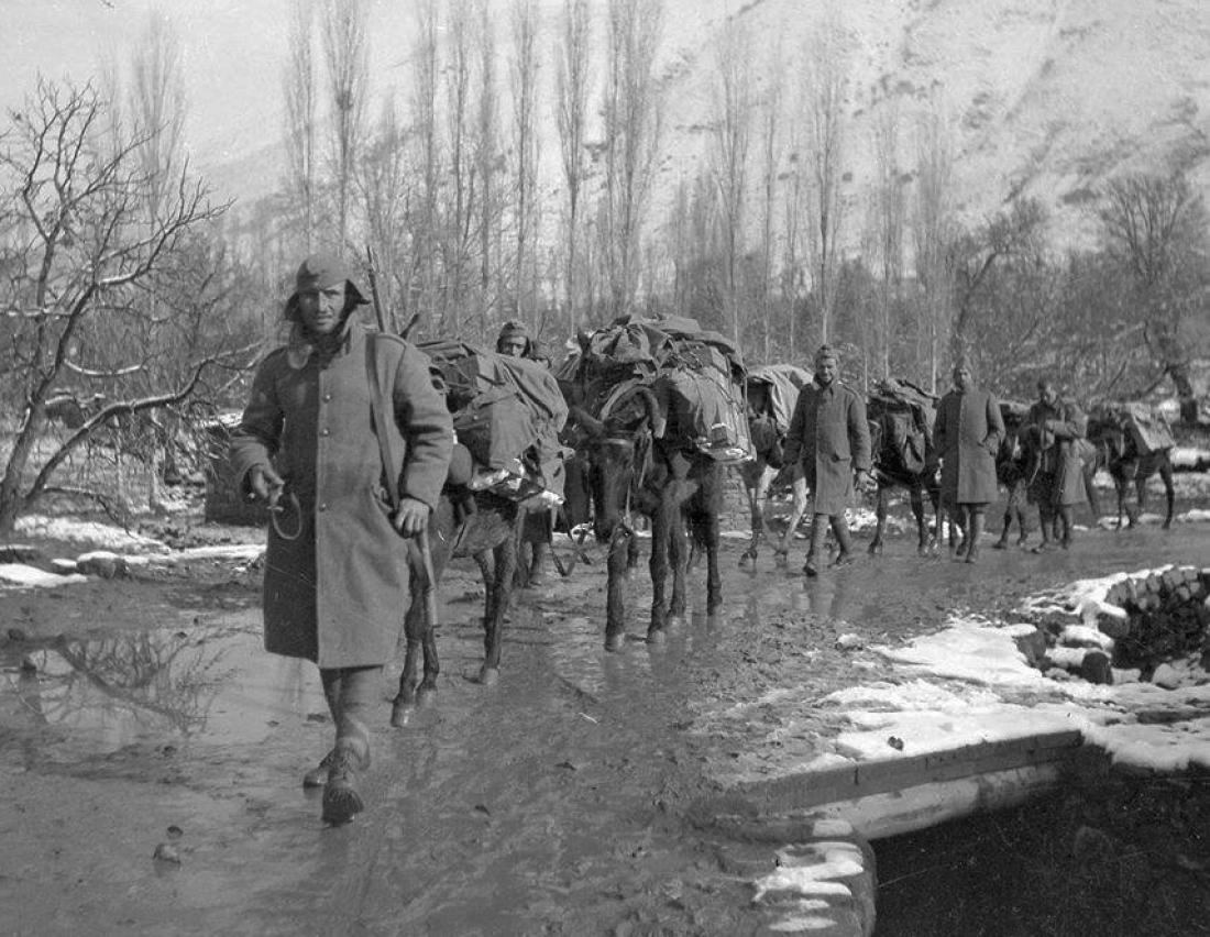 28η Οκτωβρίου 1940: Οδυσσέα Ελύτη, «Η πορεία προς το μέτωπο» | ΕΛΛΑΔΑ | thepressroom.gr