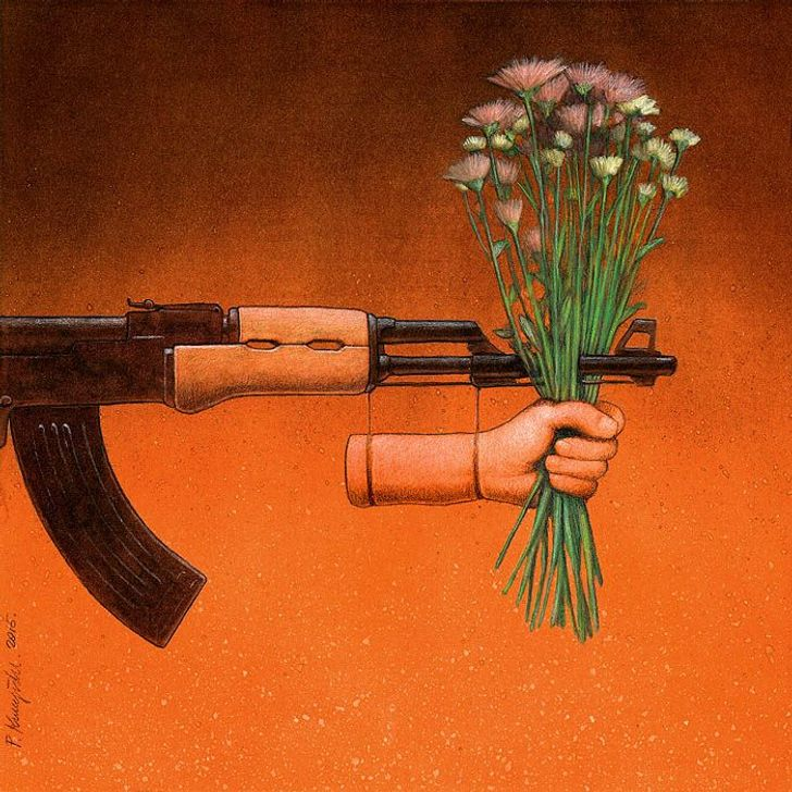APolish Artist Shows the Fake World We're Livingin, and the Truth Can Shake You Up
