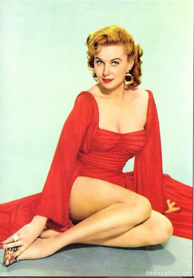 Rhonda Fleming | Radio Star | Old Time Radio Downloads