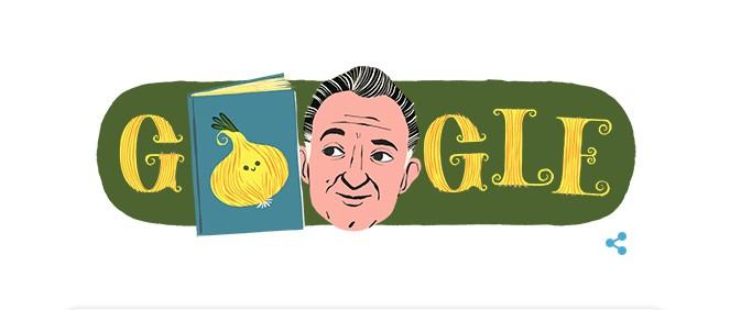 Τζάνι Ροντάρι : H Google τιμά με doodle τον συγγραφέα παιδικών βιβλίων