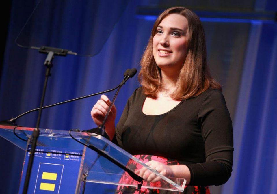 LGBT+ rights champion Sarah McBride just became the first transgender state senator in US history