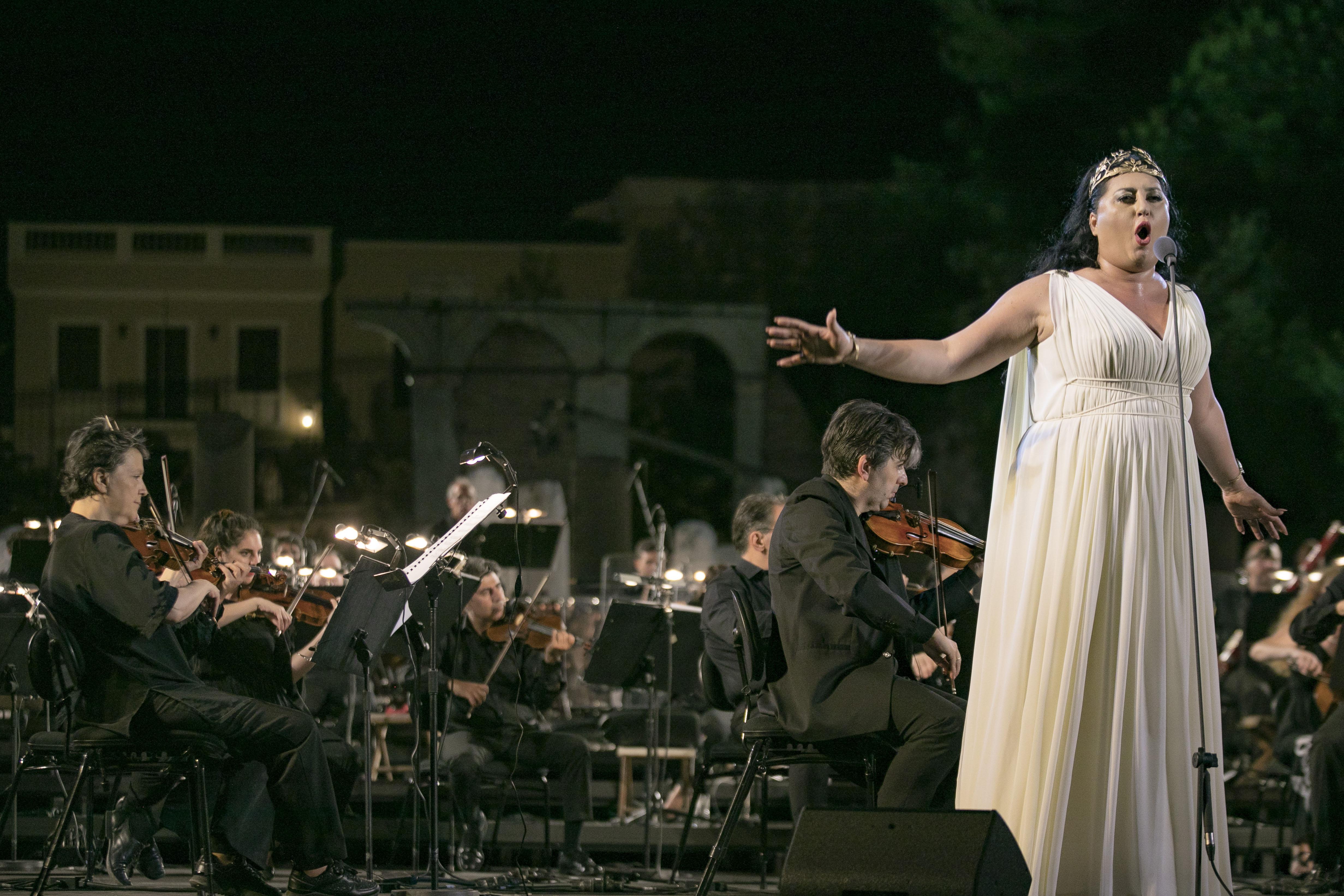 Εναρκτήρια συναυλία του Όλη η Ελλάδα ένας Πολιτισμός 2020 με την Ανίτα Ρατσβελισβίλι