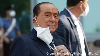 Σεβασμό στις αποφάσεις του προέδρου υπόσχεται ο Σίλβιο Μπερλουσκόνι