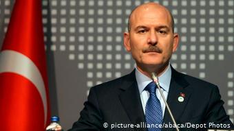Ο τούρκος υπουργός Εσωτερικών Σοϊλού